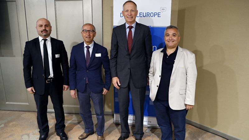 DIGITALEUROPE Yıllık Genel Kurulu ve Konferansı   Brüksel'de yapıldı
